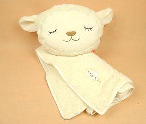 小绵羊 抱枕靠垫/空调毯/毛毯/珊瑚绒毯