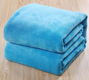 包邮舒棉绒法莱绒毯子空调毯毛巾被床单加厚特价珊瑚绒毛毯可批发
