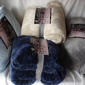 毛毯 外贸原单 特价舒棉绒毯子夏/空调毯/毛毯子 加厚床单 包邮促