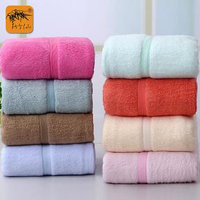 【清仓】竹仙正品竹纤维 毛巾被  单人毛毯 空调被 柔软舒适