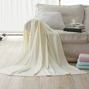五星级酒店品质竹纤维毛巾被 空调毯 婴儿童宝宝毛巾被 午睡毛毯