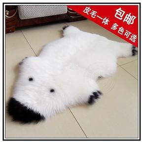 澳洲纯羊毛地毯卧室客厅欧式羊毛毯羊毛沙发垫飘窗垫整张羊皮坐垫