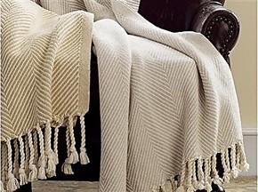 卧室全棉人字型毯、人字型带穗毯、欧式毛毯、美式毛毯、西欧毛毯