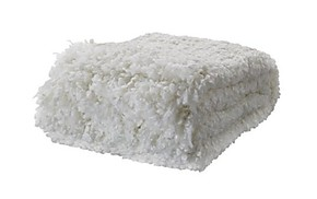 星雨 宜家代购IKEA奥夫利亚 羊毛毯休闲毯夏季盖毯空调毯春秋毛毯