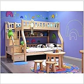 特价新款宜家实木家居双层床、儿童床、上下床亲子床、高低床定制