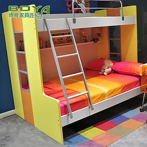 爆款多喜爱儿童家具套房正品 8A117 上下床双层床高低床子母床