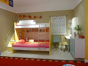 多喜爱儿童家具套房8A119/多喜爱儿童高低床/多喜爱儿童上下床