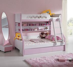 特价包邮 未来之窗儿童家具多功能儿童床638A高低床子母床单人床