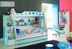 未来之窗青少年家具 6029高低床 子母床 双层床 儿童床 特价直销