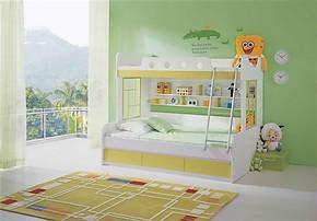 未来之窗儿童家具 6030 高低床 子母床 双层床 儿童床 特价直销