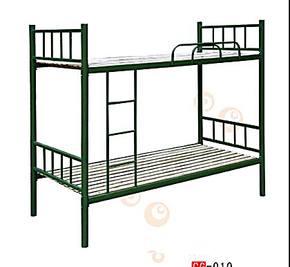 校用双层床 双层铁床 学校用品 学生床员工床 高低床 上下铺床