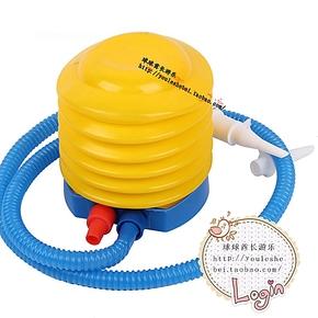脚踩式打气筒脚泵游泳池游泳圈充气工具宝宝水池浴缸浴盆用品必备