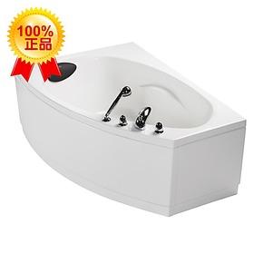 科勒 欣比欧整体化1.5米亚克力浴缸 含浴缸下水 K-1771T/1772T-O