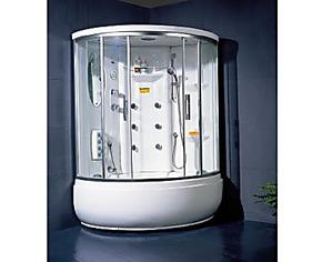 特价阿波罗卫浴洁具带浴缸底盆TS-1235W亚克力整体淋浴房双人