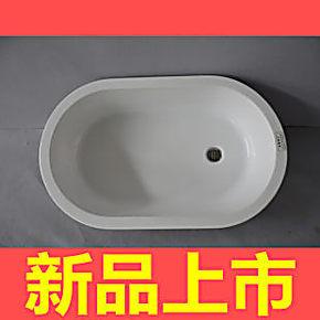 亚克力独立浴盆厂家直销浴盆普通浴缸成人婴儿浴盆