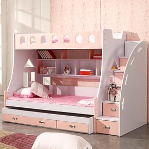 环保子母床 儿童床双层床三层床  上下床高低床 儿童床拖床 包邮