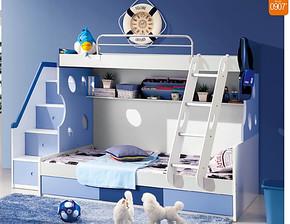 儿童家具 儿童床 1.5米子母床 上下床 组合床 双层床 高低床特价