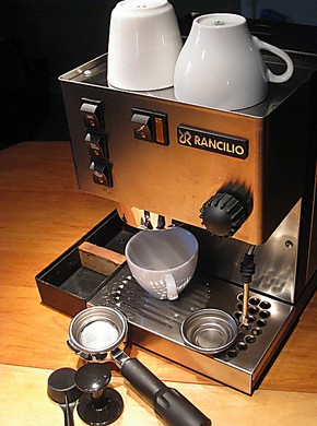 Rancilio Silvia V3 Espresso Machine 兰奇里奥半自动咖啡机小S