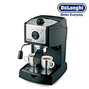 Delonghi/德龙 EC155意式泵压家用半自动咖啡机espresso 现货包邮