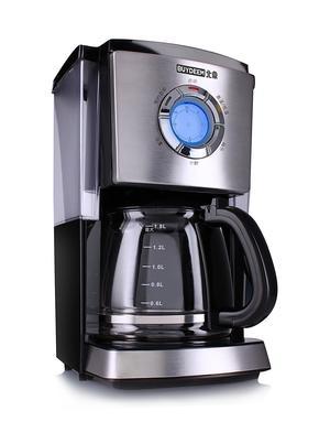 Buydeem C301自动家用美式滴漏式咖啡机智能商务预约办公室泡茶机