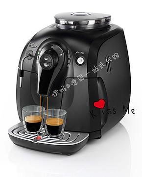 德国包邮 Philips Saeco 飞利浦/喜客 HD8743 全自动咖啡机