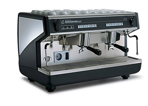 Nuova simonelli APPIAI2诺瓦双头半自动咖啡机,半自动咖啡机