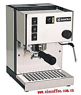 兰奇里奥小型半自动咖啡机Rancilio Silvia