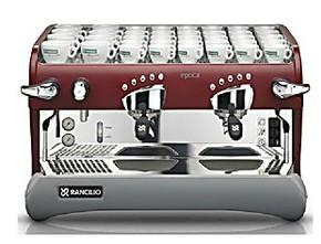 咖啡机 商用 Rancilio Epoca兰奇里奥 半自动意式咖啡机 咖啡店用