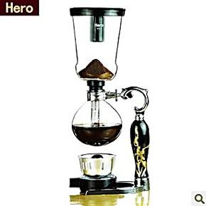 Hero咖啡壶咖啡机家用全自动咖啡机蒸汽虹吸壶咖啡机NCA-3美意式