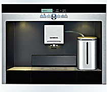 SIEMENS/西门子 TK76K573CN 嵌入式咖啡机 原装进口 全国联保
