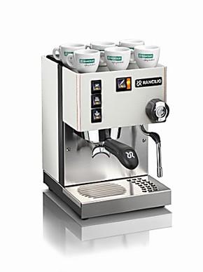 意大利RANCILIO兰奇里奥silvia商用家用半自动意式咖啡机小s