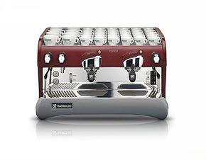 Rancilio兰奇里奥EPOCA S2双头手控半自动咖啡机 商用 意式进口