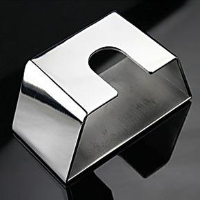 专业咖啡器具工具 不锈钢压粉座 填压支撑座 意式咖啡机配套