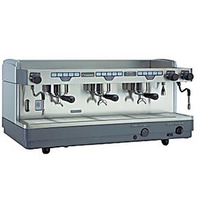意大利进口 FAEMA飞马 E98 A3商用意式电控半自动咖啡机 三头