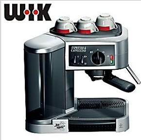 【新品】WIK/德国伟嘉 9731 意式特浓蒸汽 半自动/家用商用咖啡机