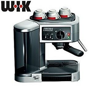 德国WIK/伟嘉9731 泵压意大利式特浓半自动咖啡机正品全国联保