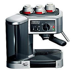 正品 WIK/德国伟嘉 9731 泵压意大利式半自动特浓高档咖啡机 特价