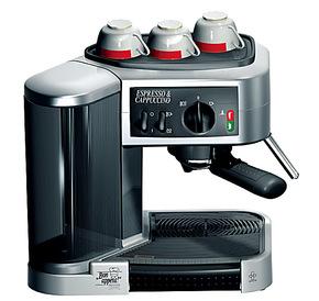 正品WIK/德国伟嘉 9731 泵压意大利式半自动特浓高档咖啡机