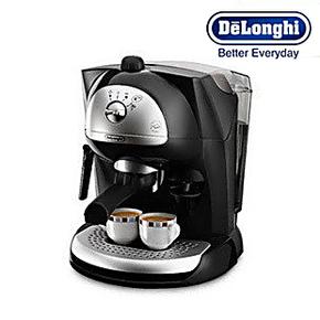 Delonghi/德龙 EC410 德龙泵压式特浓半自动咖啡机包邮含票保2年