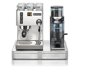 热销意大利兰奇里奥RANCILIO半自动咖啡机(silvia)+rocky磨豆机