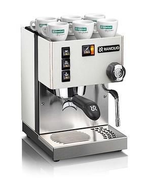 特价包邮 意大利兰奇里奥/RANCILIO silvia 商用家用半自动咖啡机