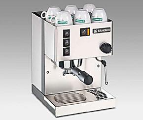咖啡机 商用 家用 兰奇里奥 半自动咖啡机 Rancilio Miss Silvia
