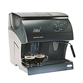 瑞士原装进口索利斯Solis master5000泵压式全自动咖啡机 特价