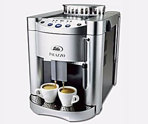原装(索利斯)/SOLIS PALAZZO RAPID STEAM 全自动咖啡机
