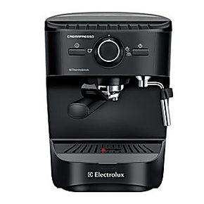 联保正品Electrolux/伊莱克斯 EEA250意式半自动高压家用咖啡机