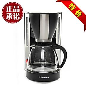Electrolux/伊莱克斯EKCM200美式滴漏式咖啡机半自动家用商用