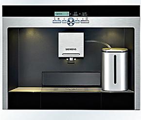 SIEMENS/西门子 TK76K573CN嵌入式全自动 原装进口咖啡机正品联保
