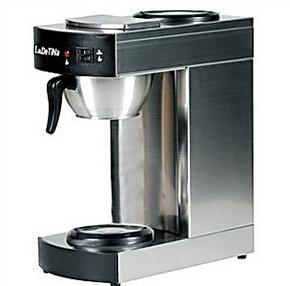 台湾品牌 CAFERINA商用美式滴漏咖啡机 蒸馏式咖啡机 送壶 12杯