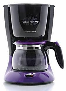 Electrolux/伊莱克斯EGCM200/ EGCM180新款4杯咖啡机滴漏式咖啡壶