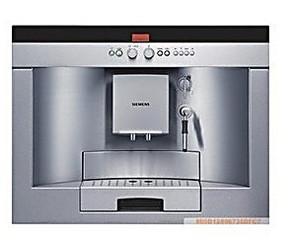 正品 西门子 进口嵌入式咖啡机TK68E571 全国联保-发票-包安装